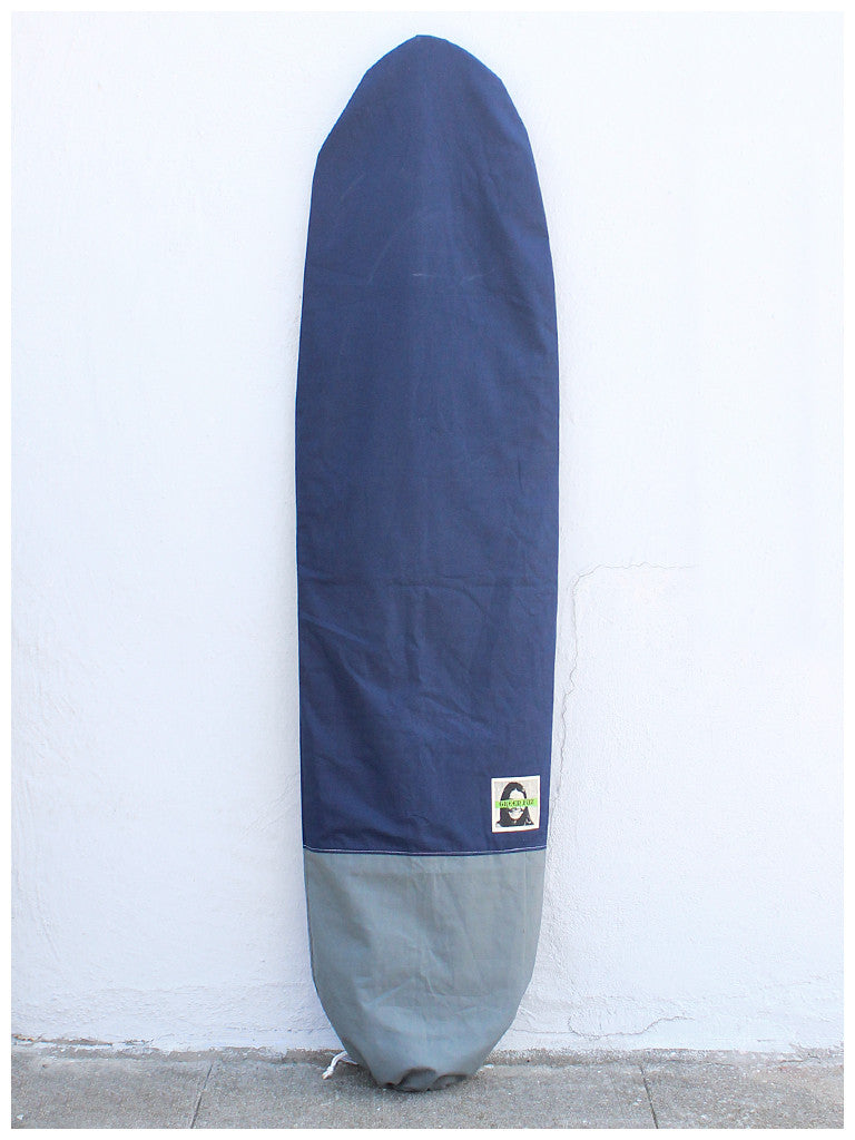 Green Fuz Board Bag