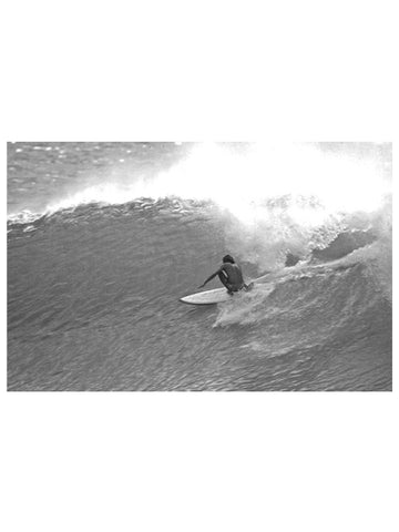 Jeff Divine - Jerry Burch, Honolua, Maui 1974