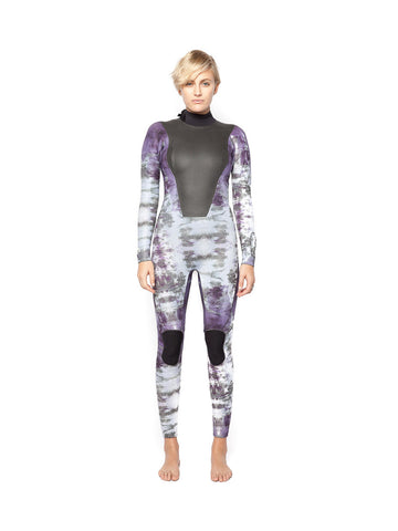 Kassia + Surf 3mm Psychedelic Full Suit
