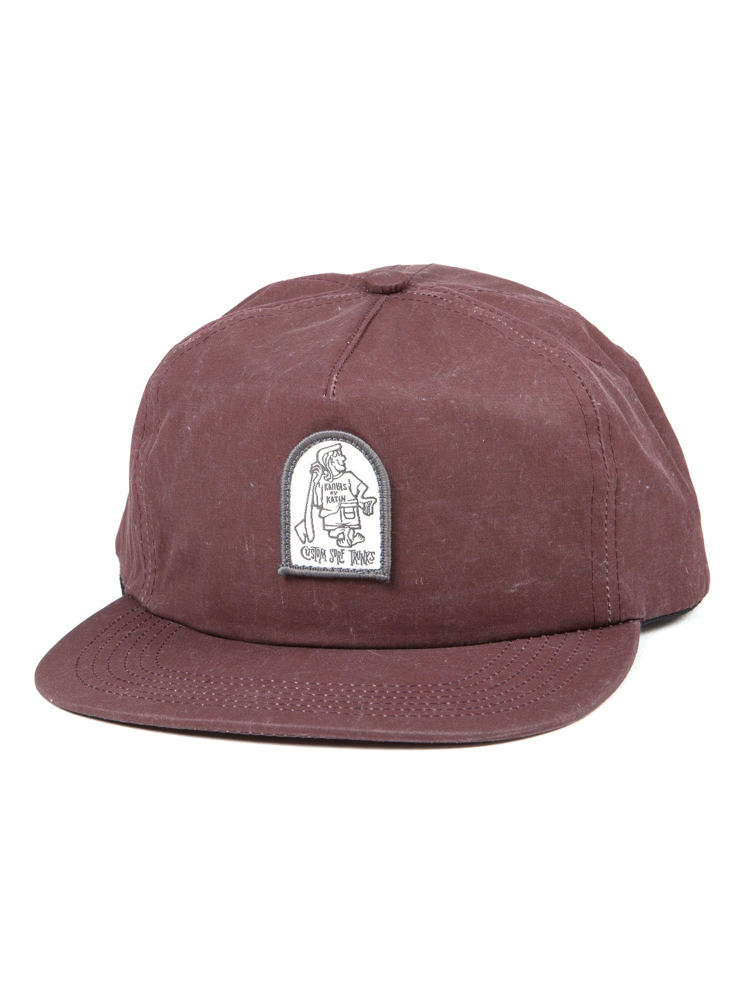 Katin / Standard Hat - Dark Red