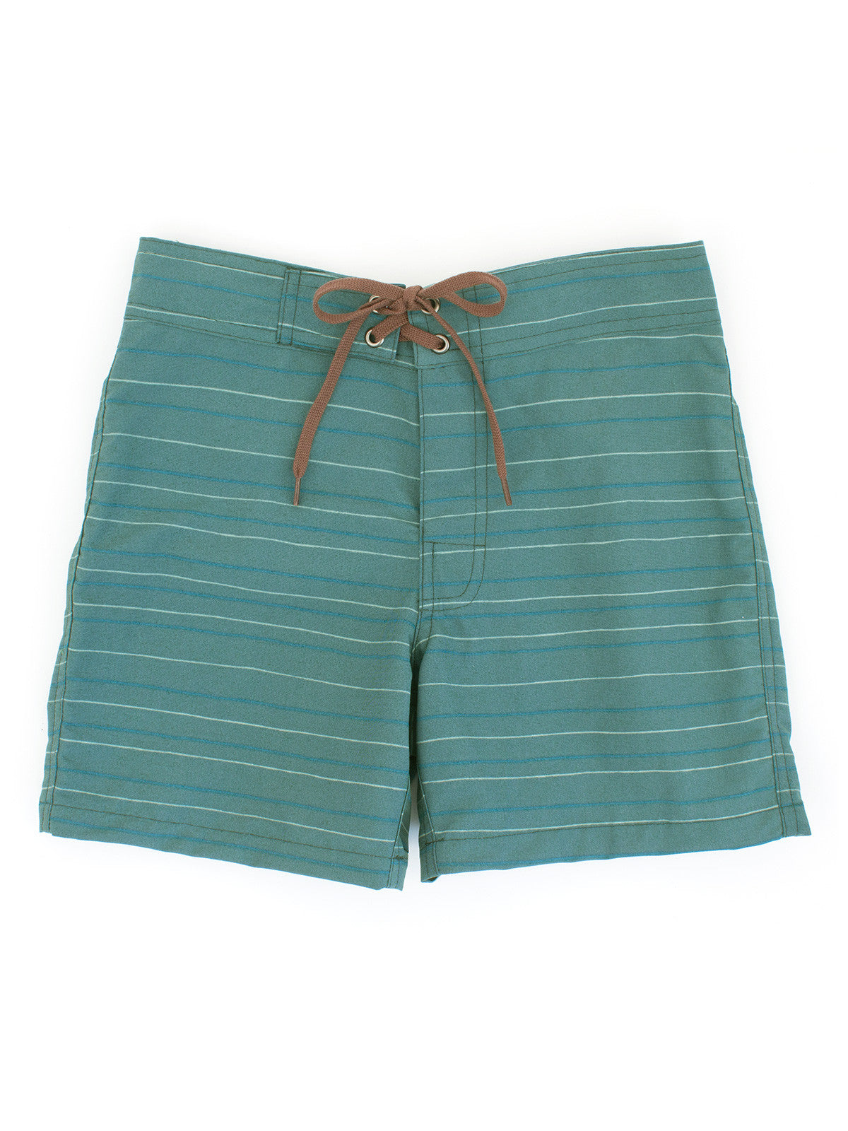 Kid's Pen Stripe Trunks