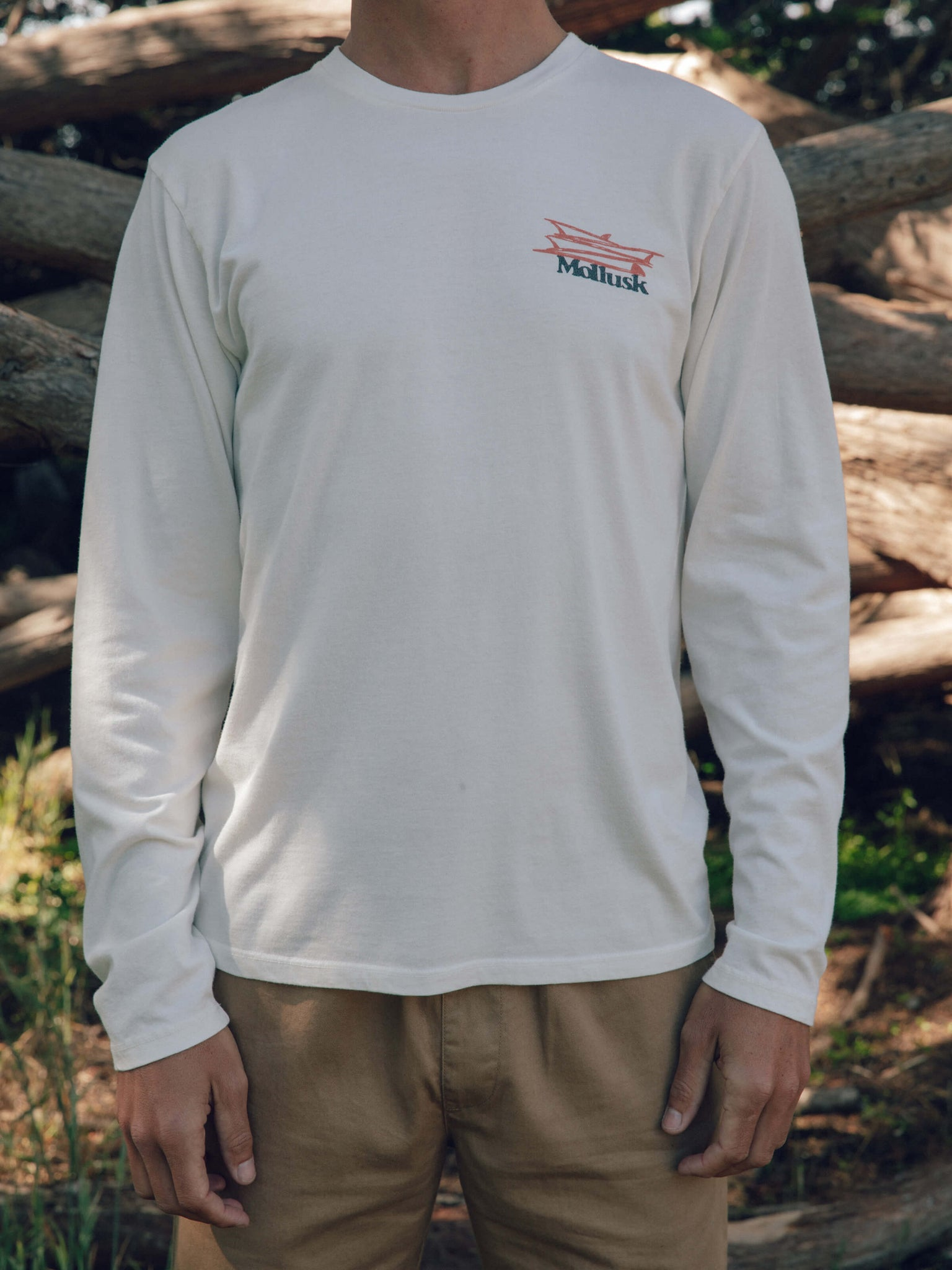 Board Stack Long Sleeve