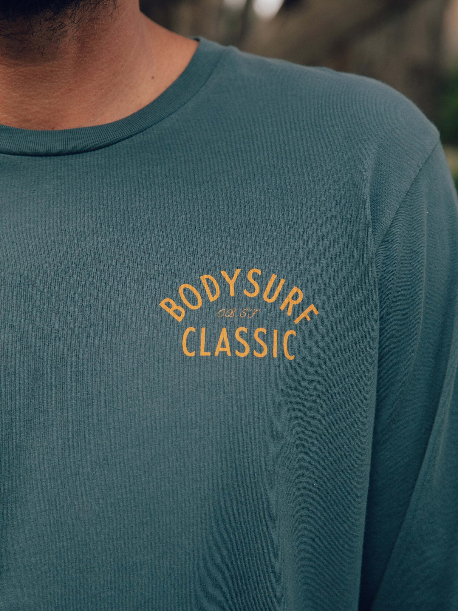 Body Surf Classic Long Sleeve