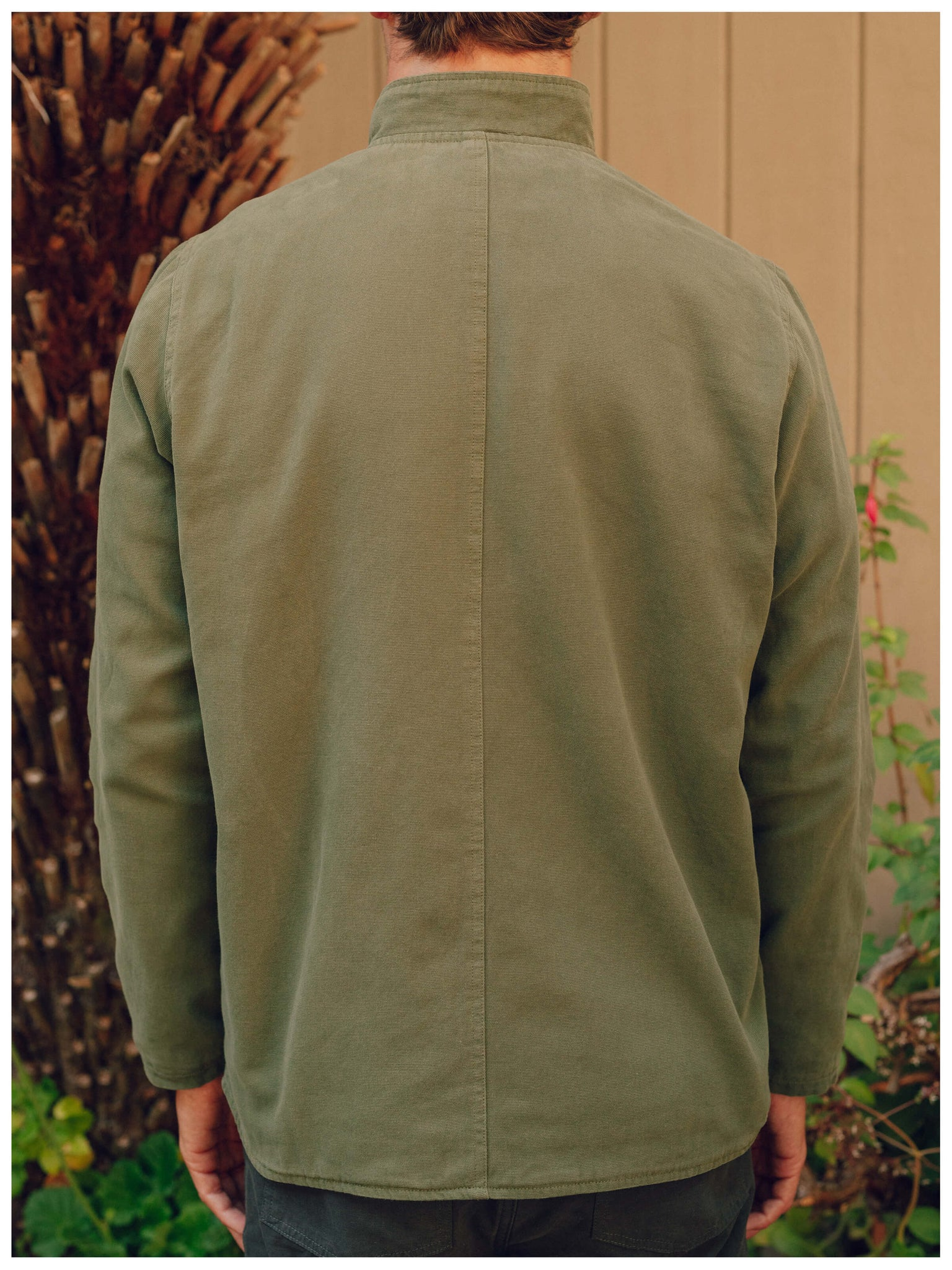 Fall Deck Jacket