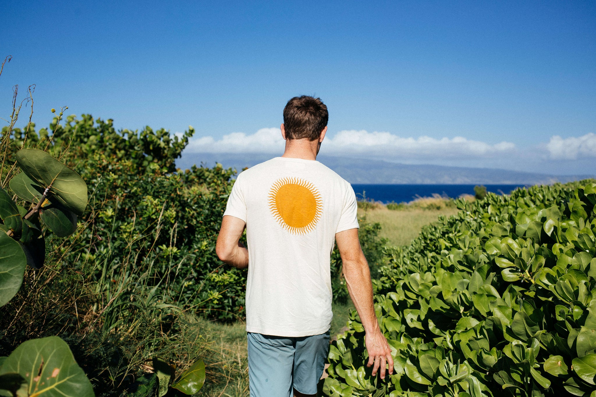 Hemp Country Sun Tee