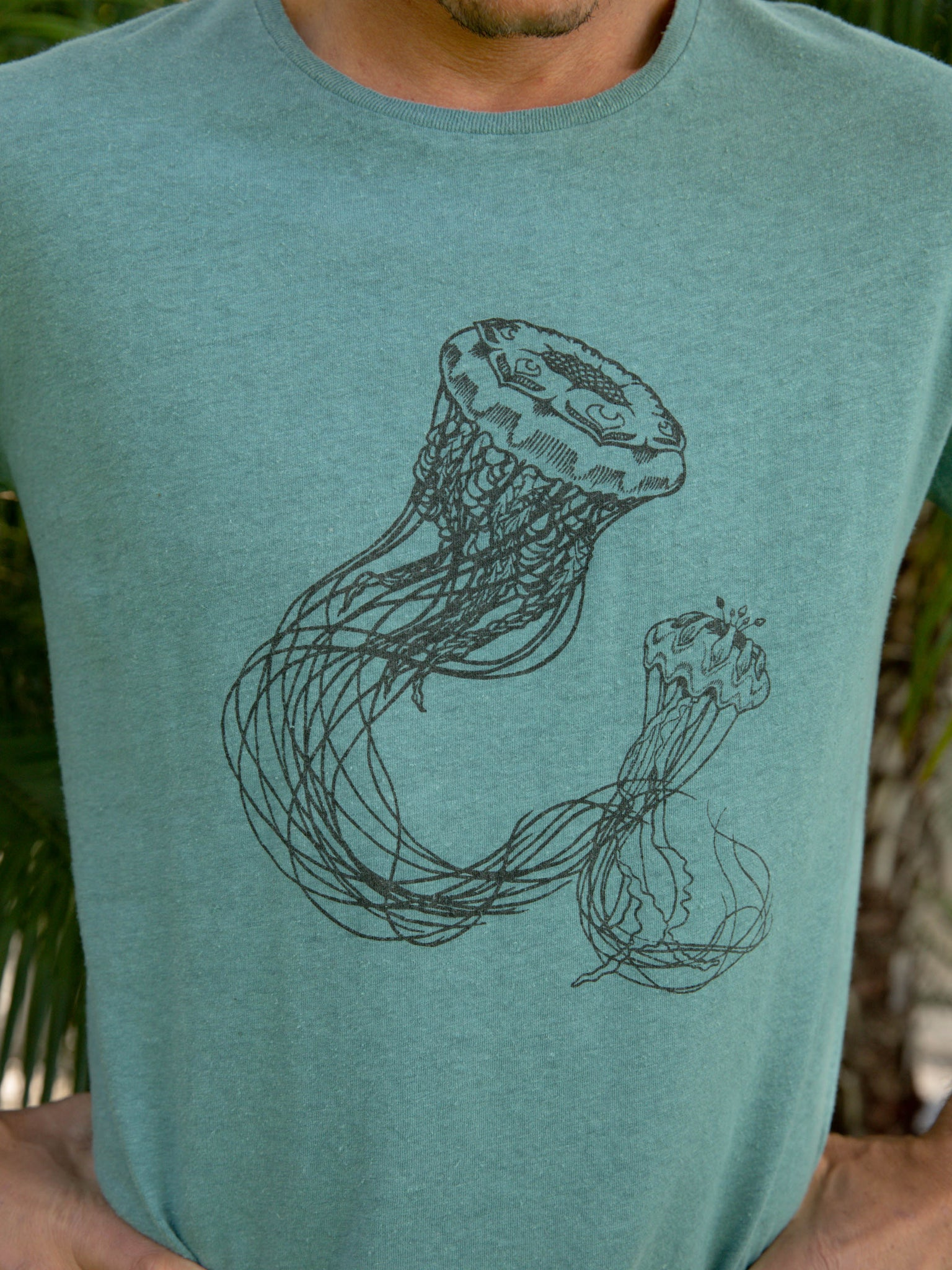 Hemp Jellyfish