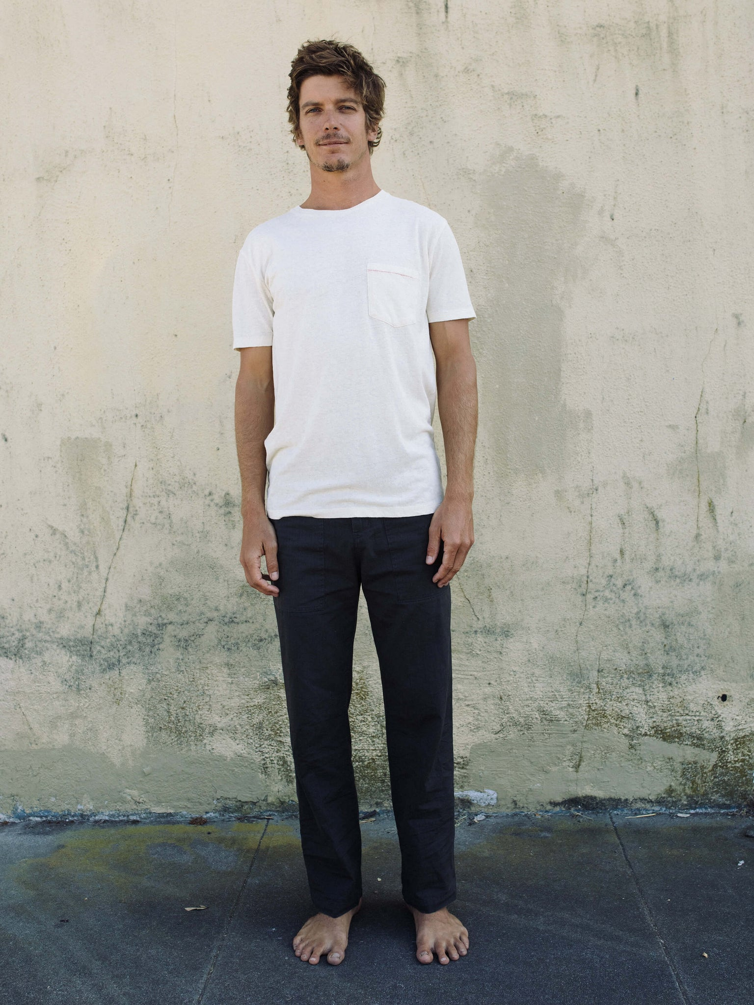 Hemp Pocket Tee