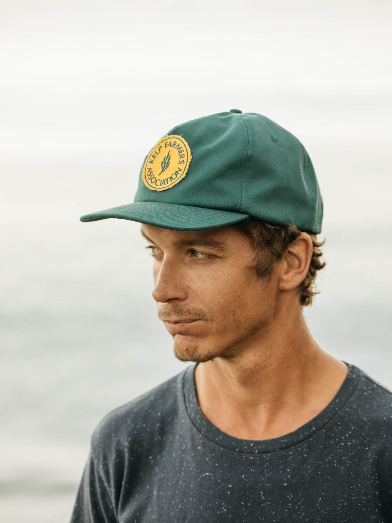 Kelp Farmers Patch Hat
