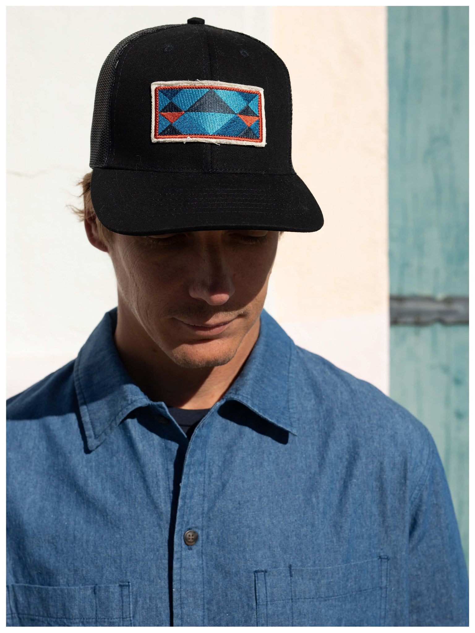 Moroc Patch Trucker Hat