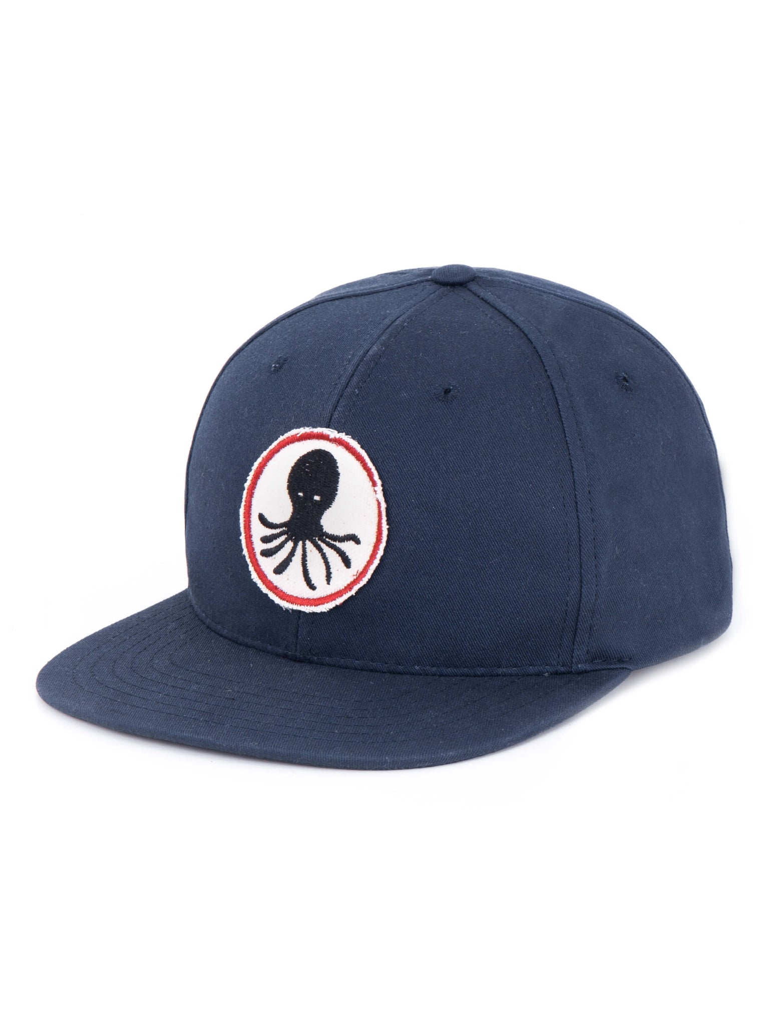 Octopus Patch Cap