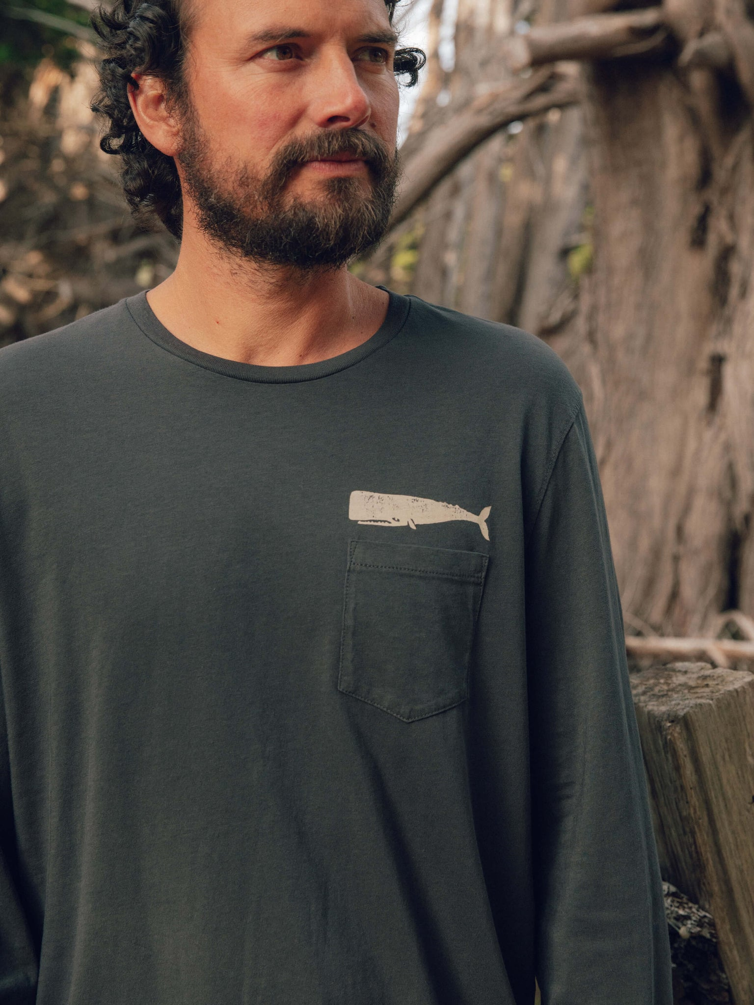 Olde Whale Long Sleeve