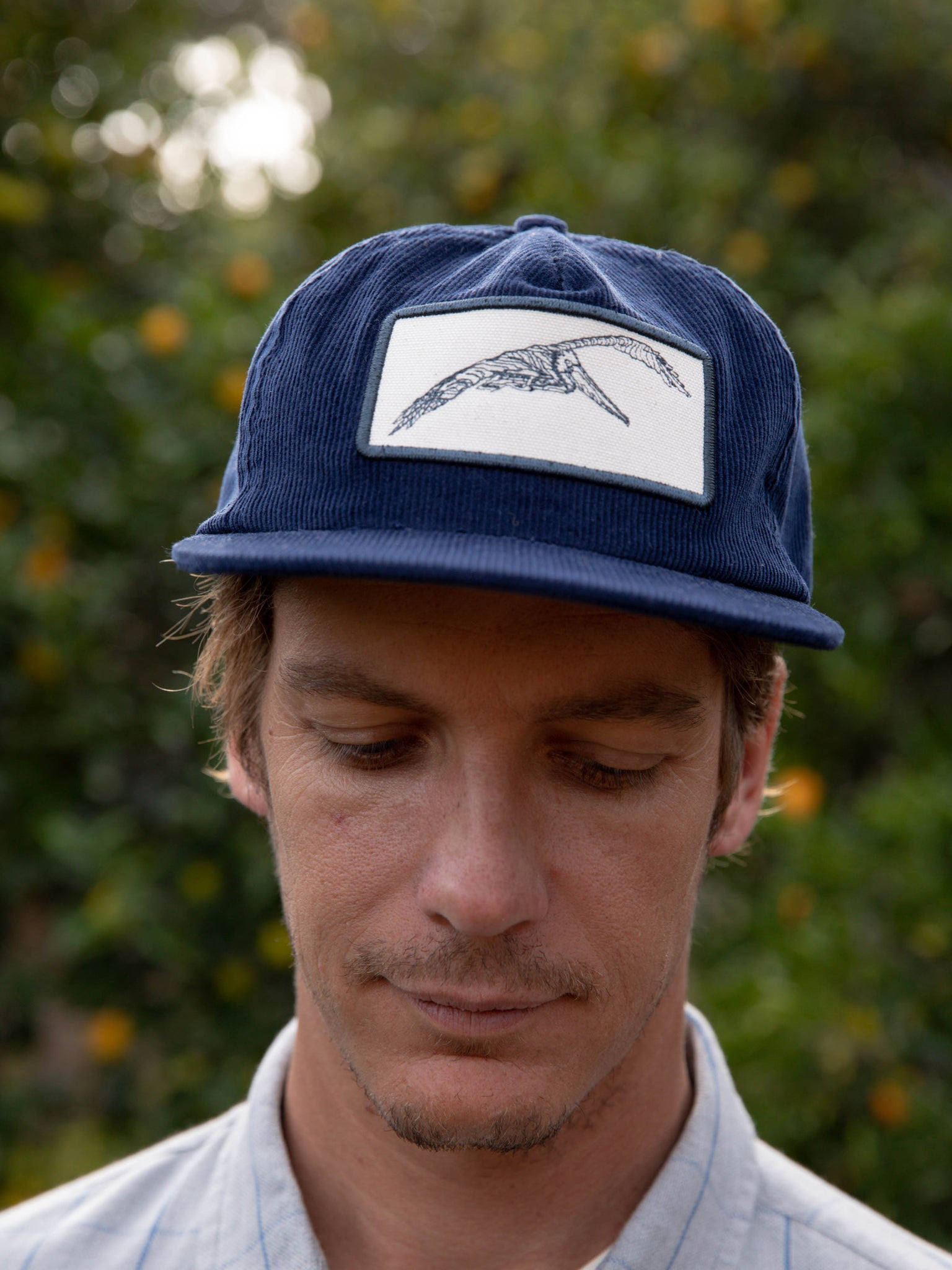 Pelican Patch Corduroy Hat