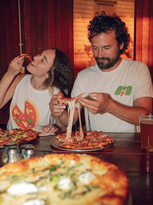 Pizza Boid Tee