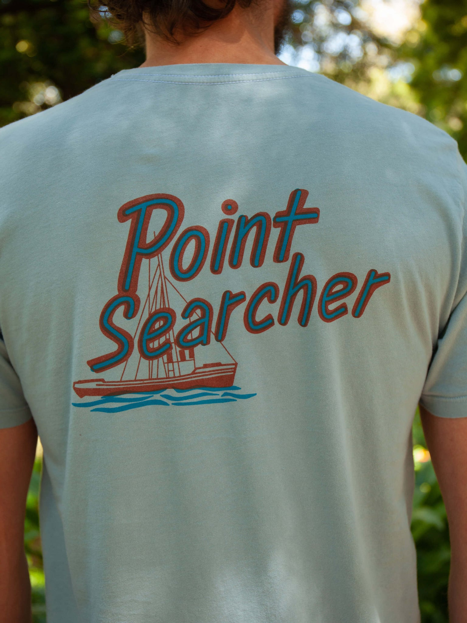 Point Searcher Tee