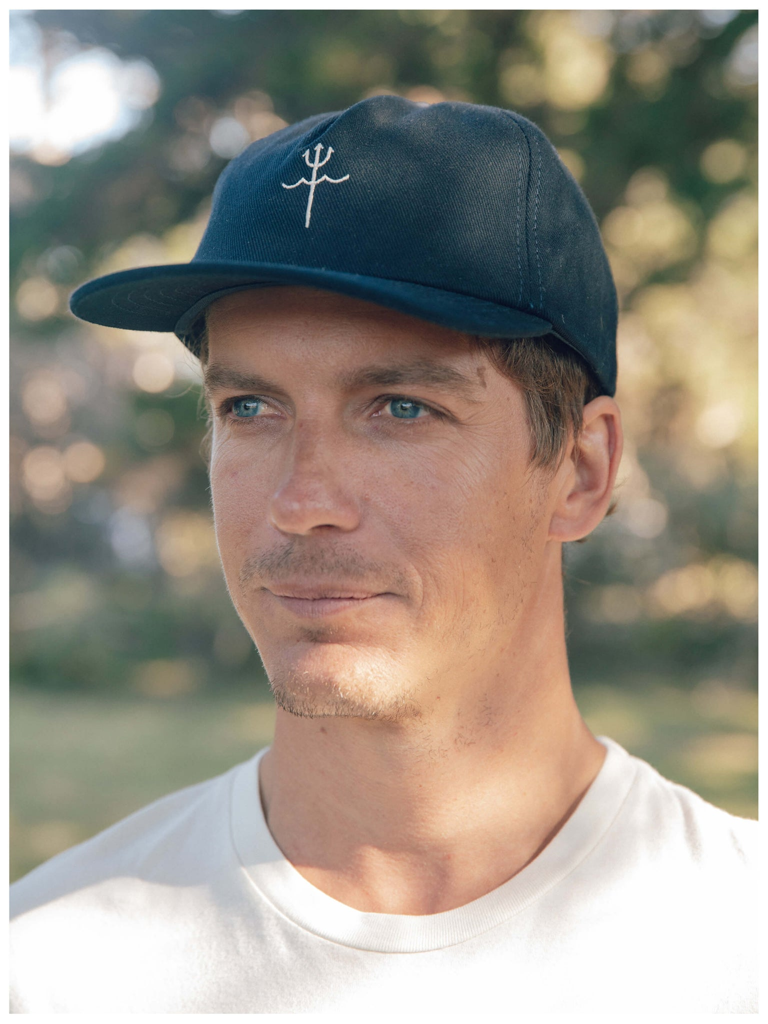 Trident Polo Hat