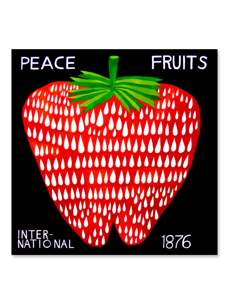 Nat Russell - Peace Fruits