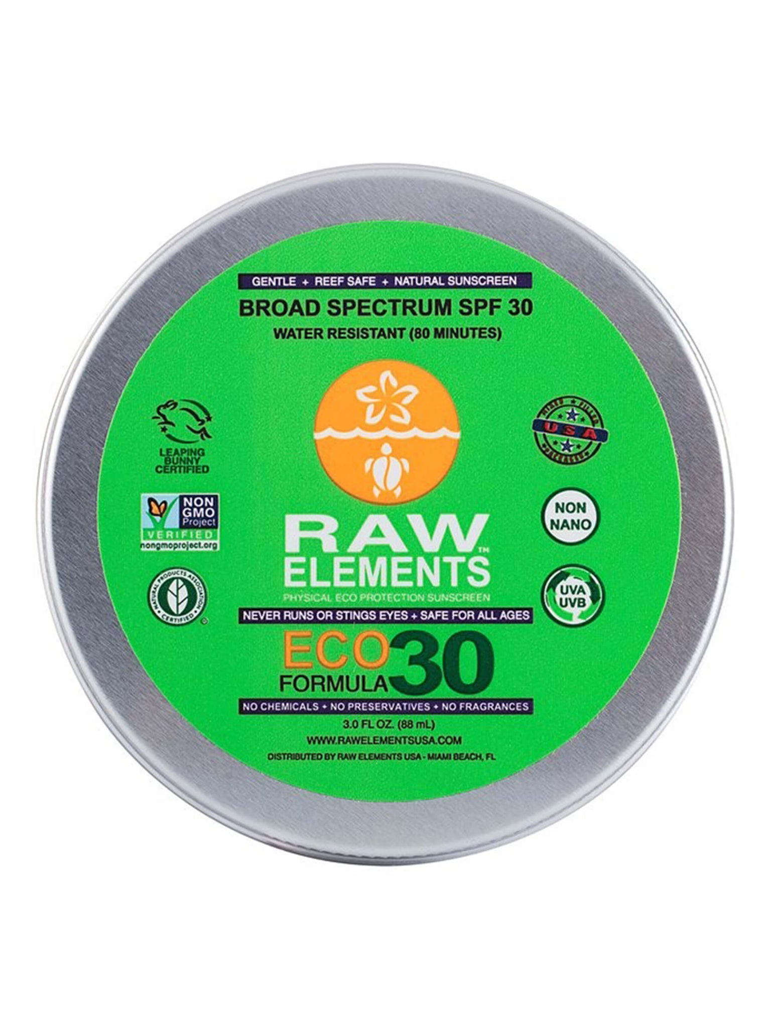 Raw Elements - Tin