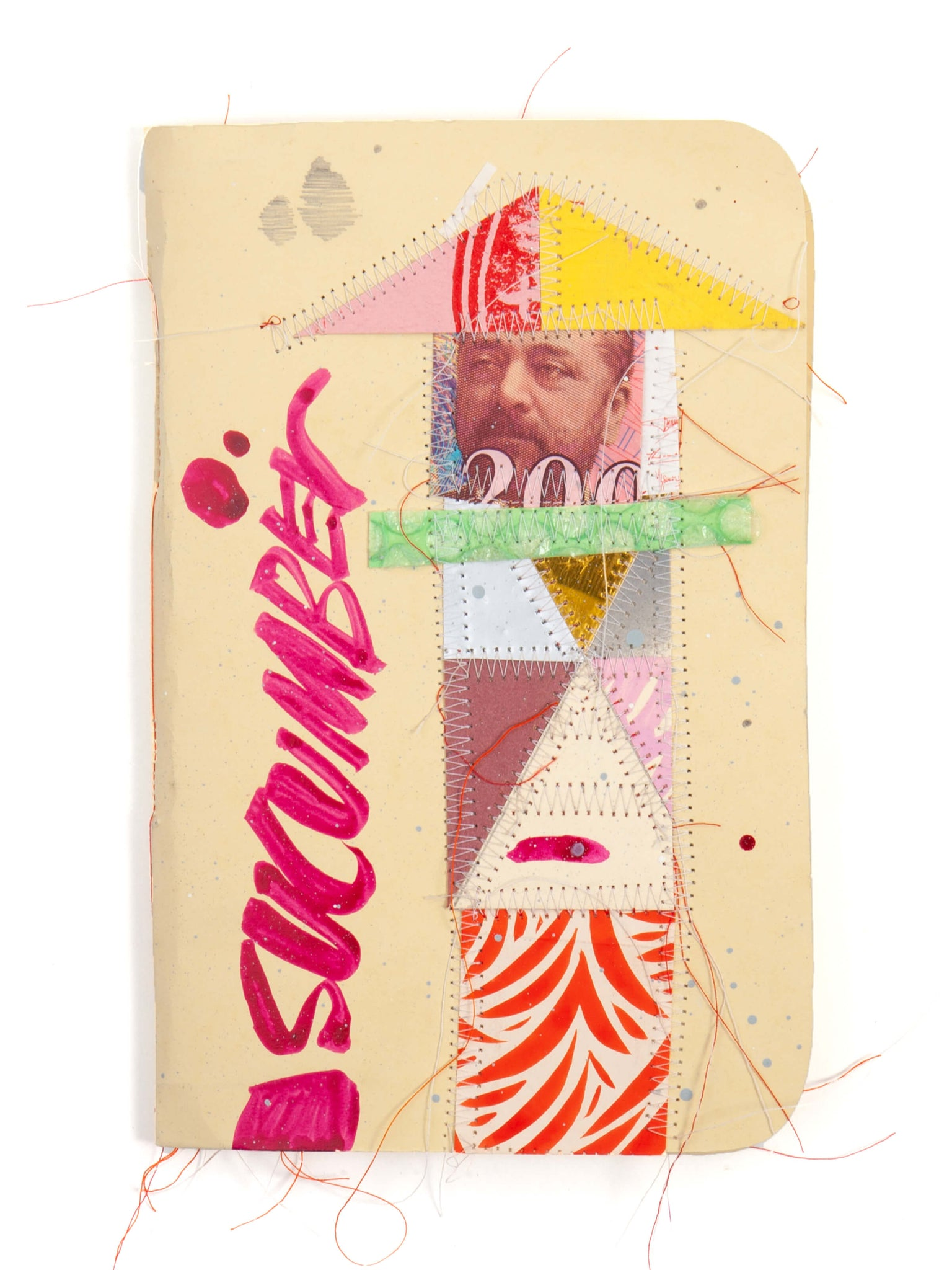 Thomas Campbell - Sucumber Zine