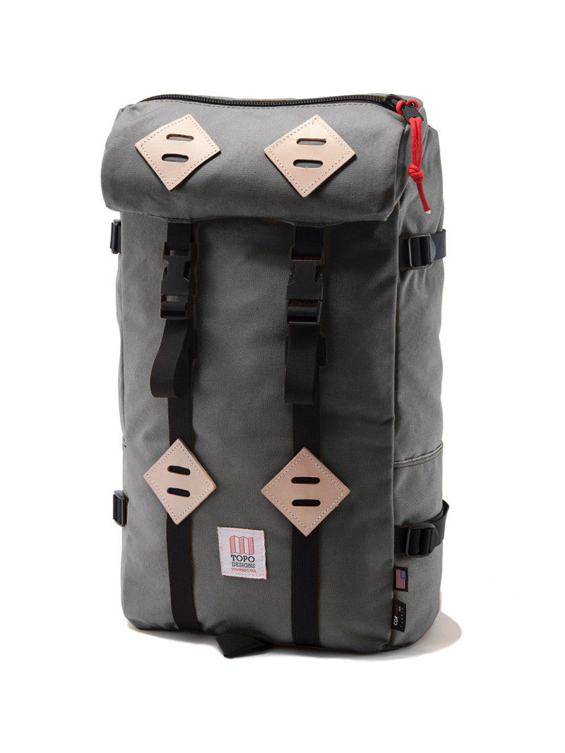 Topo Designs Klettersack - Charcoal