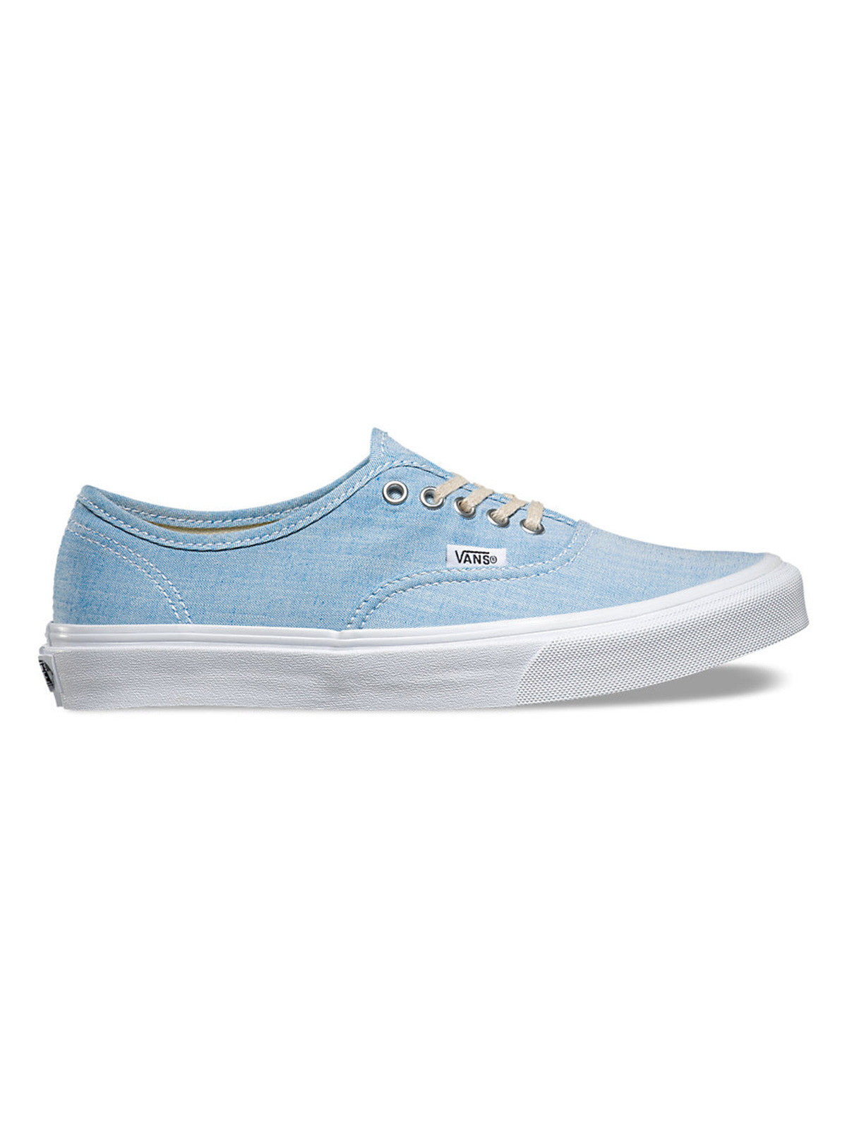 Vans Authentic Slim - Chambray Blue