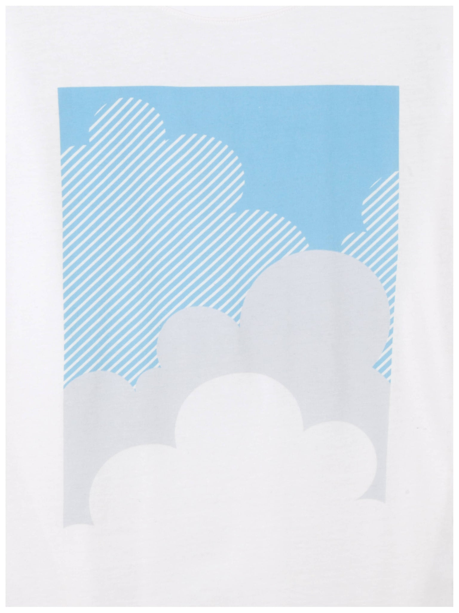Womens Cloud Break Tee