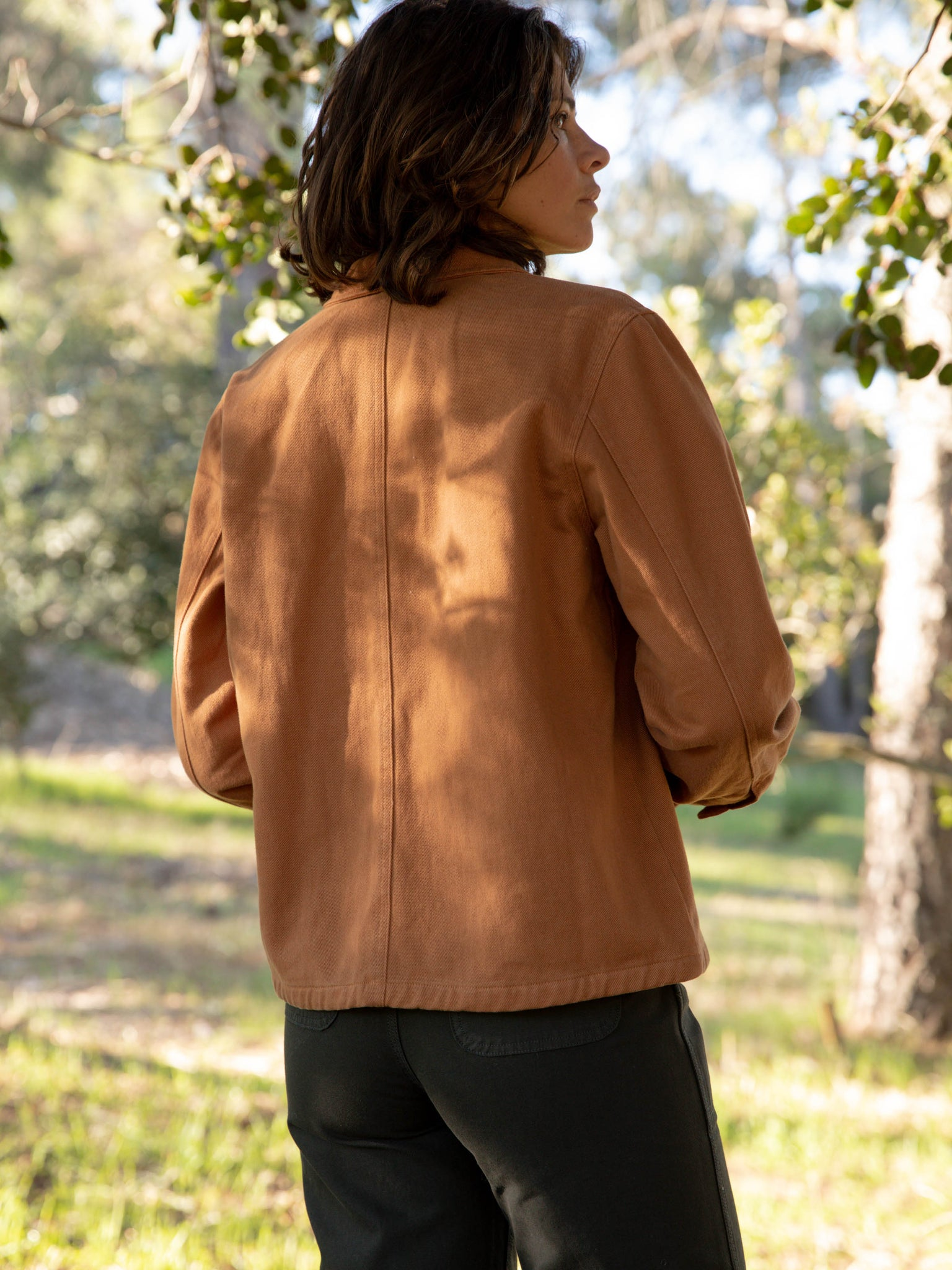 Fall Painter Jacket