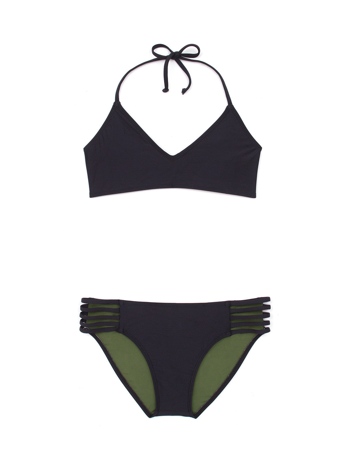 Left Point Bikini