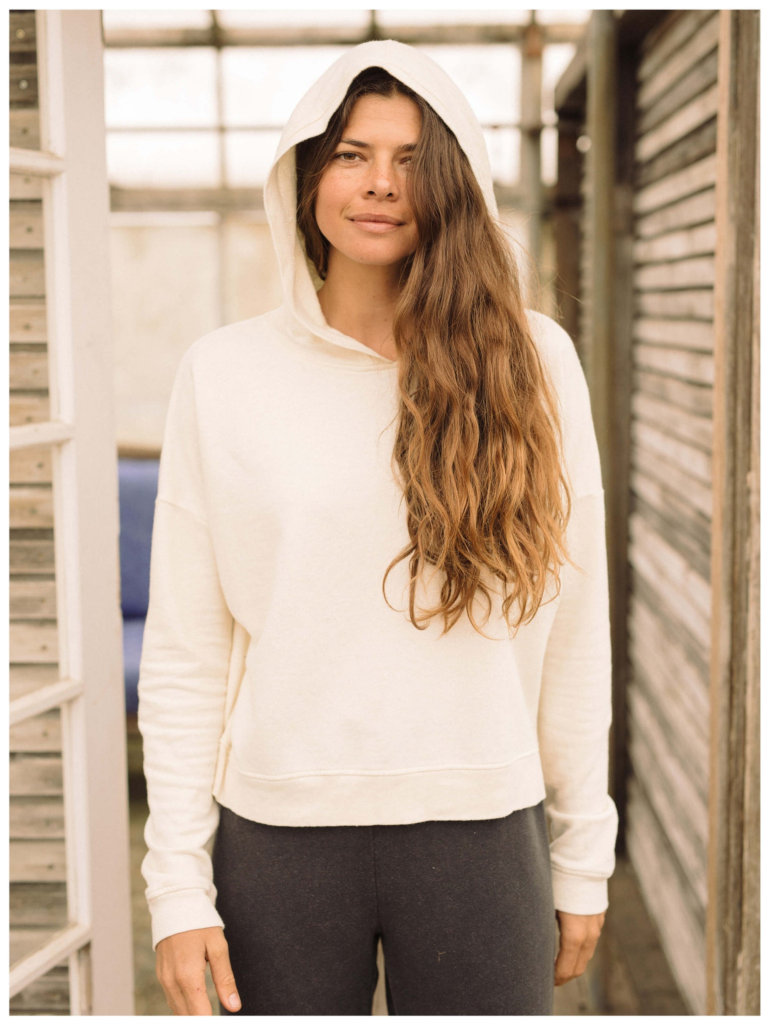 Morning Light Pullover