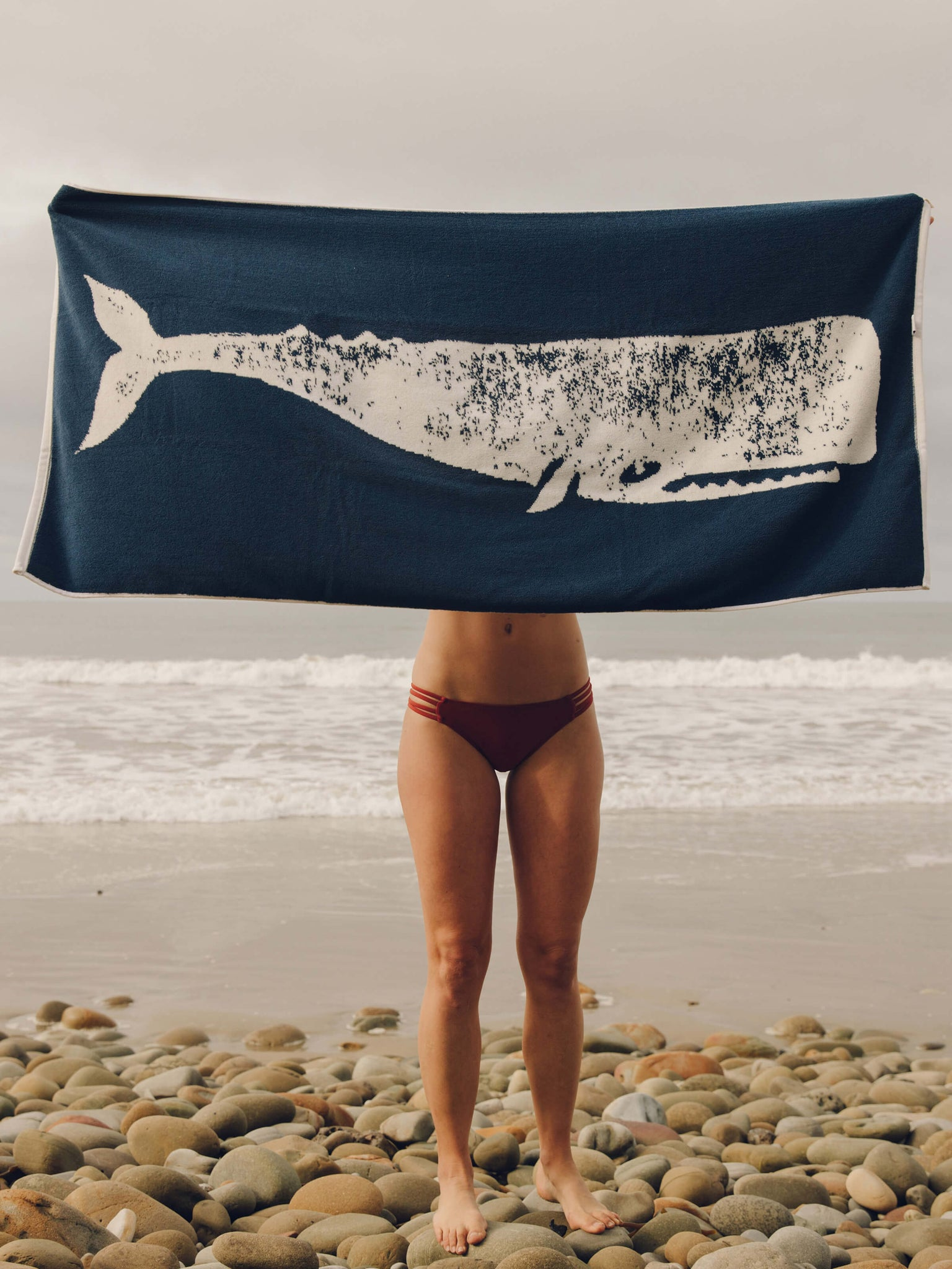 Olde Whale Towel