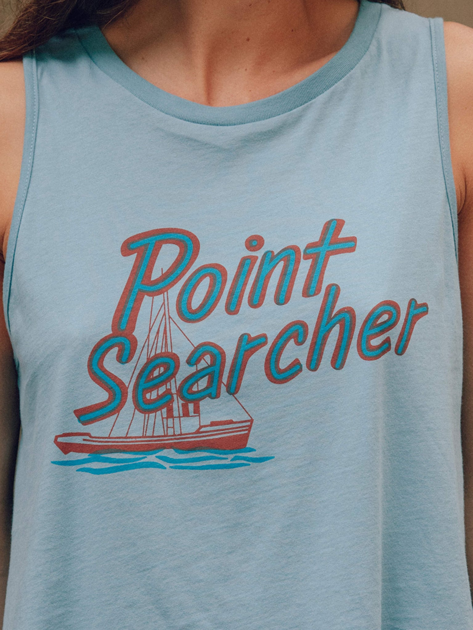 Point Searcher Tank