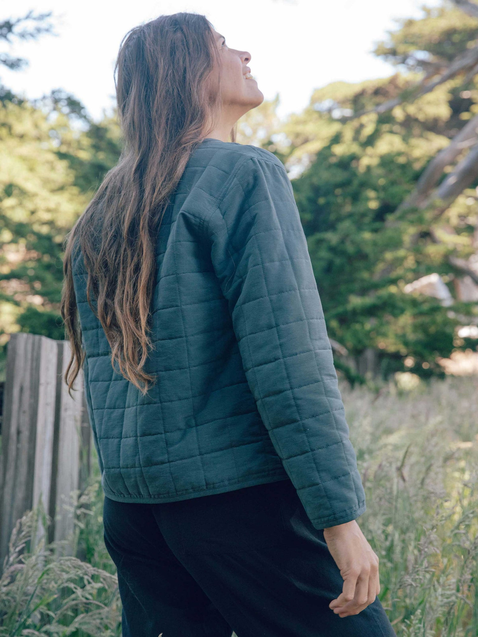 Womens Barn Jacket