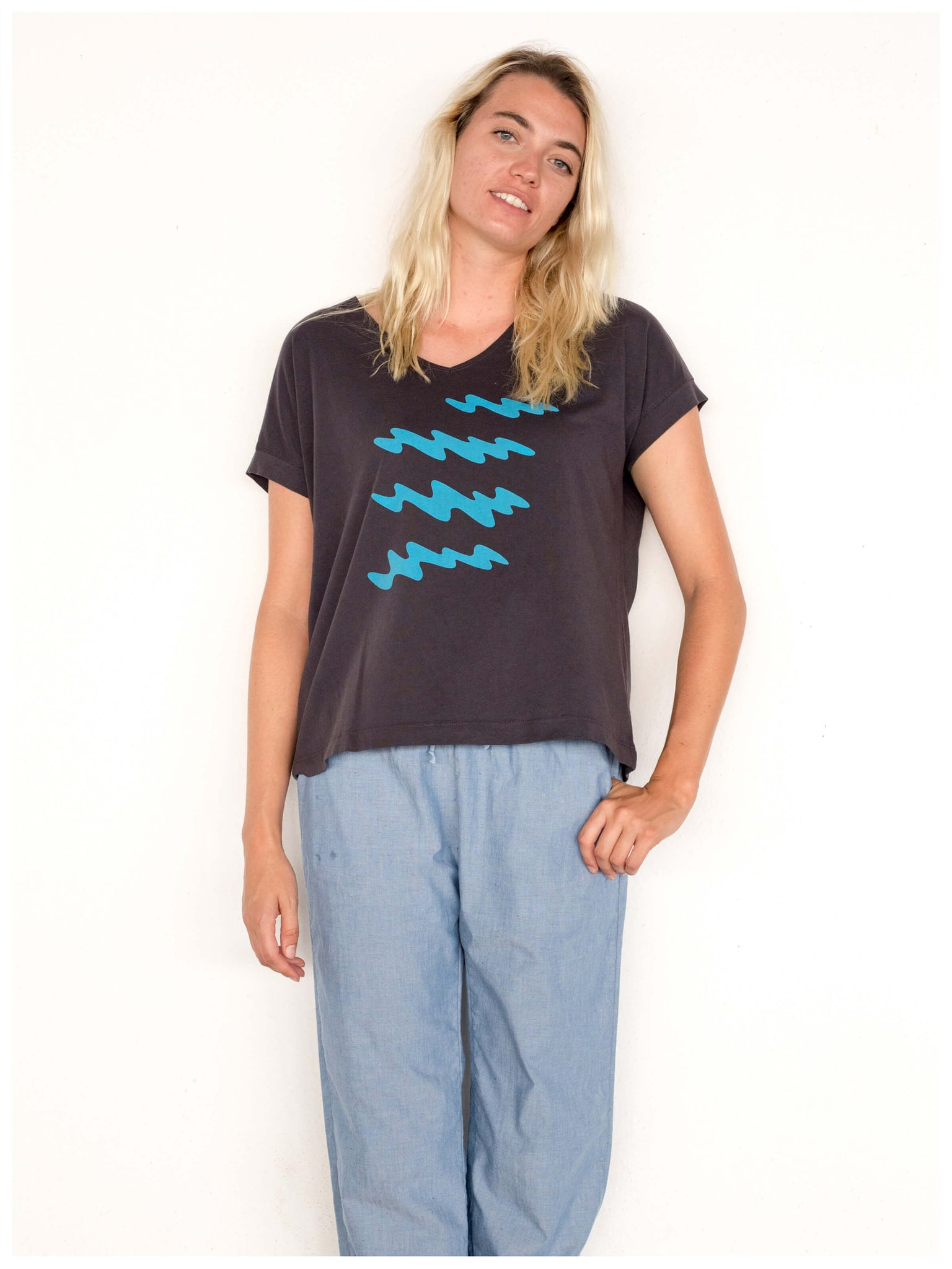 Womens Ziggy Zaggy Tee