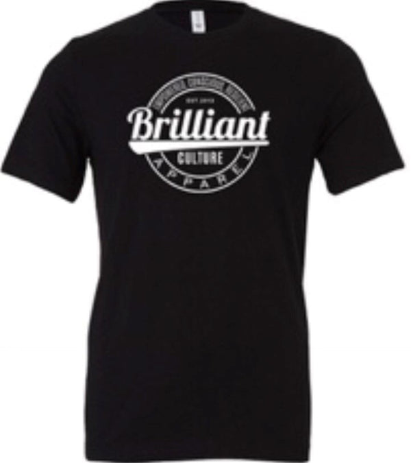 "Brilliant Culture Apparel ""Signature Tee"""