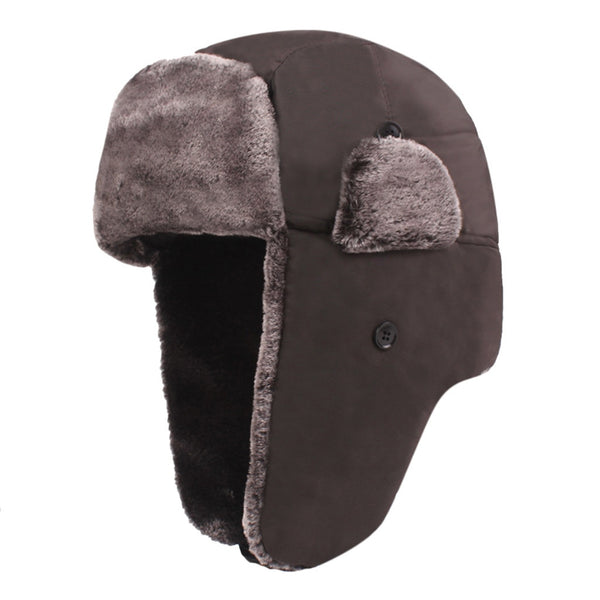 Bomber Hats Winter Men