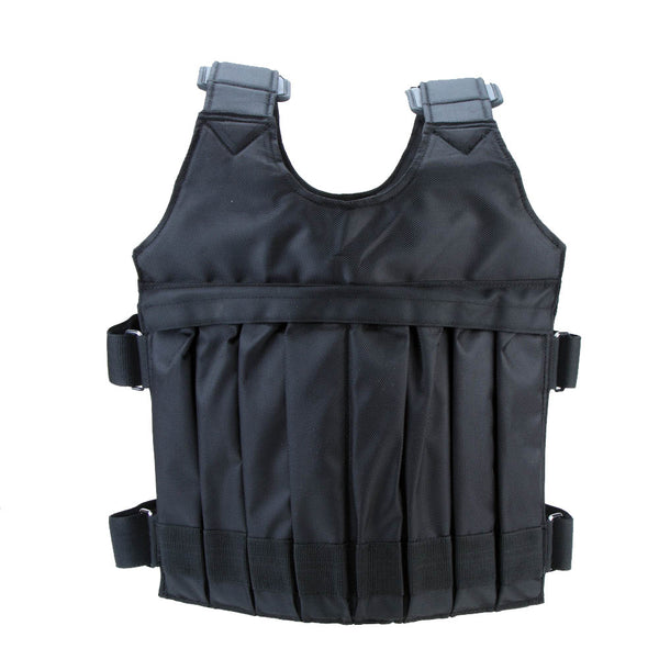Loading Weighted Vest For Boxing Training