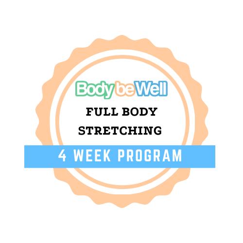full body stretching 4 week program
