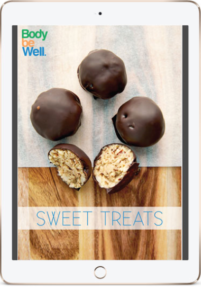 Sweet Treats E book