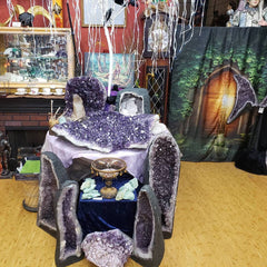 Whimsy's stockist Phoenix Rising Metaphysical Emporium