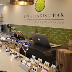 Whimsy's stockist the Blending Bar