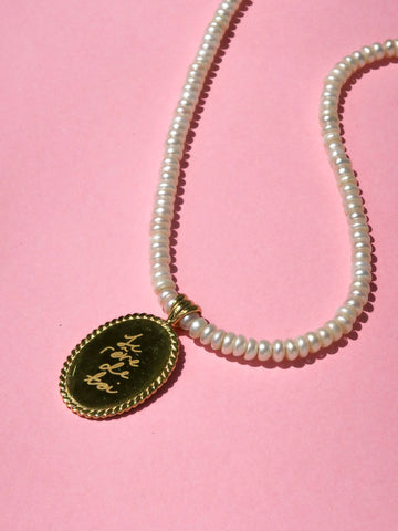 Dolli Pearl Necklace