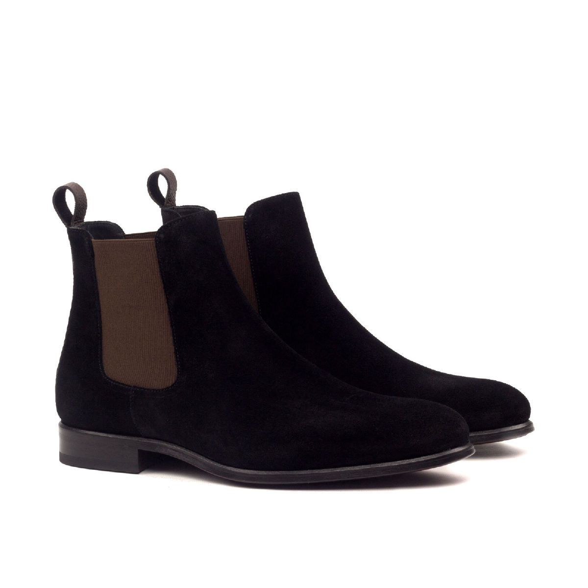 Louis XVI calf leather Chelsea boot