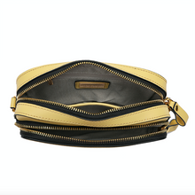 Load image into Gallery viewer, Full-grain Smooth Leather Messenger/ Shoulder Bag