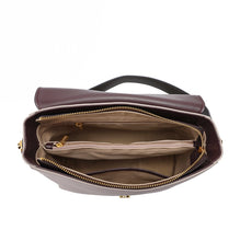 Load image into Gallery viewer, Full-grain Leather Hobo/Shoulder bag