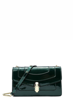 Load image into Gallery viewer, Patent Leather Shoulder Evening Bag