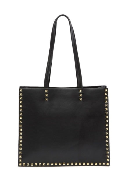 Valenté Leather Studded Tote