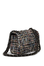 Load image into Gallery viewer, Tweed Shoulder Bag