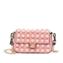 Load image into Gallery viewer, Marshmallow Leather Crossbody Bag