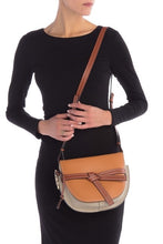 Load image into Gallery viewer, Flap Leather Shoulder/ Crossbody Bag