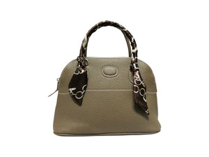 Full-grain Leather Satchel Bag