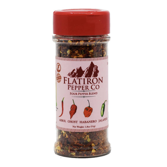 Four Pepper Blend - Flatiron Pepper Co.